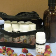 Aromatheraphy pack for labour