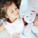 Sleep strategies for a 4 year old