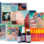 Complete Pregnancy and Labour Preparation and Education Product Package