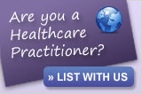 Apply for a Listing as a practitioner