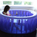 The History of Waterbirth