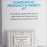 Embracing Safety Homeopathic Pregnancy and Prebirth Kit